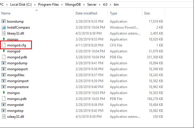 《MongoDB安装后允许其他IP访问的方法》