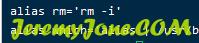 《rm -rf 仍然提示的处理方法》